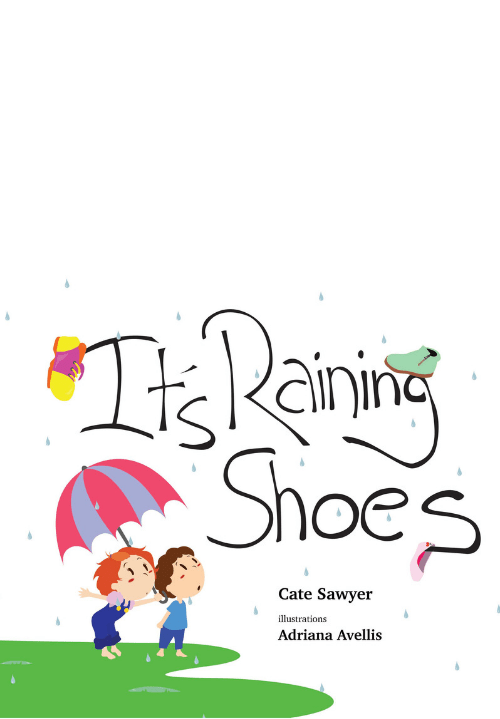 It's Raining Shoes – Imaginative play is the best play!