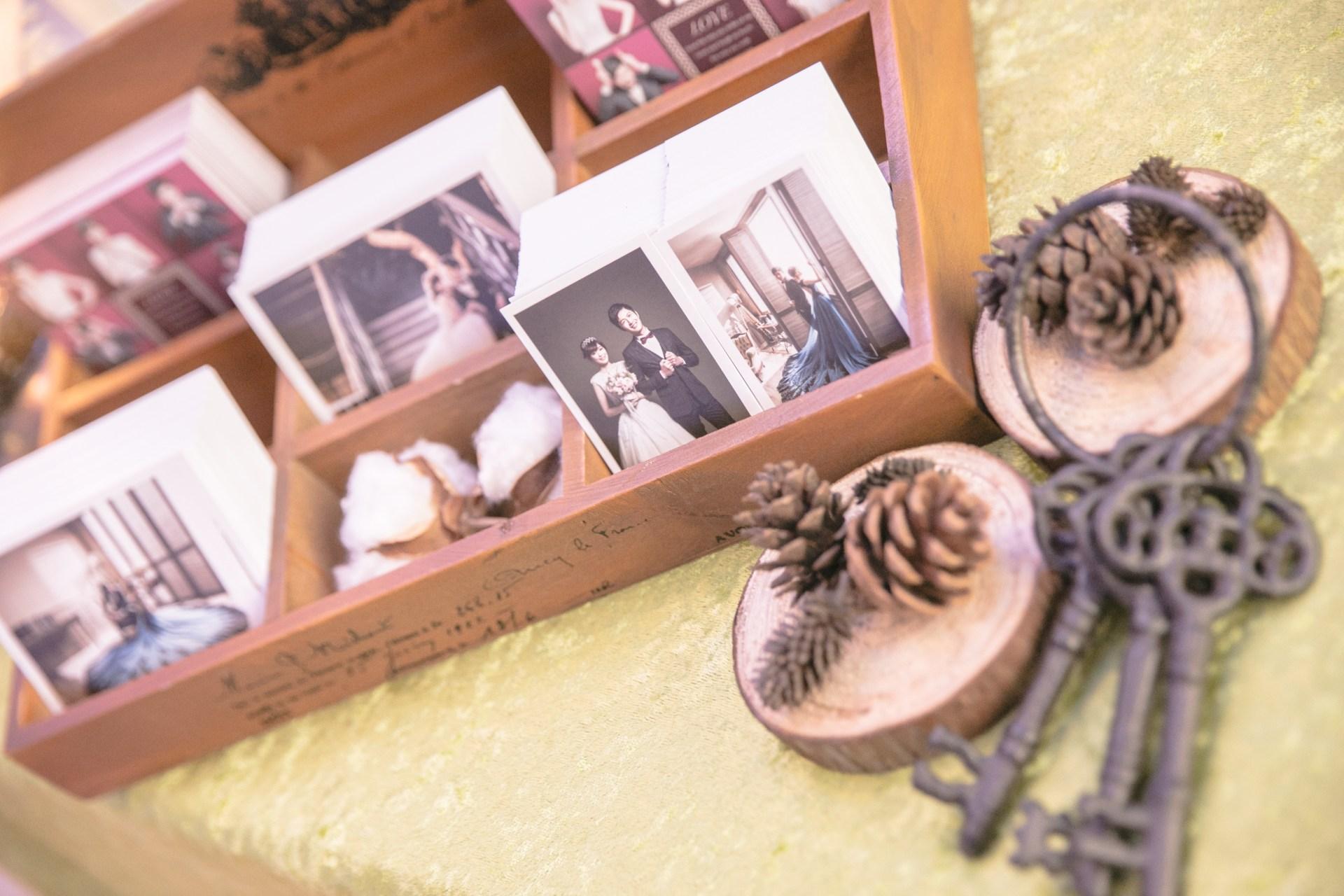 婚紗相本與寫真書工廠