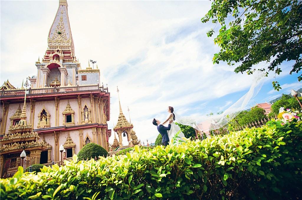 泰國拍婚紗