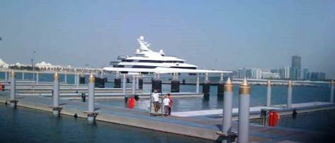 Mariana Hawk Marine Services Abu Dhabi (1)