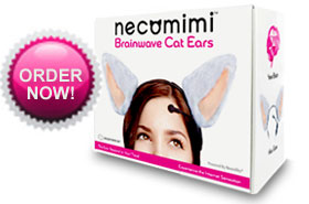 Necomimi - Brainwave Cat Ears