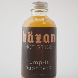 Pumpkin Habanero Hot Sauce