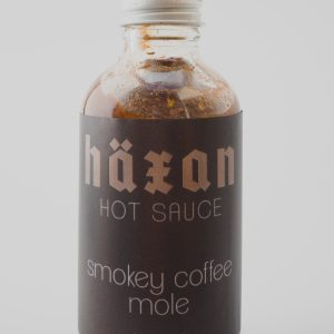 Smoky Coffee Mole
