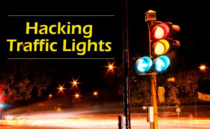 Hacking Traffic Lights is Apparently Really Easy