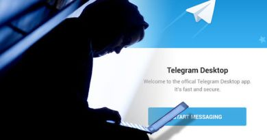 TeleShadow – Telegram Desktop Session Stealer