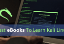 Kali Linux Hacking eBooks Download in PDF 2017