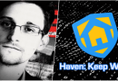 Edward Snowden's Haven app turns your laptop into a security system