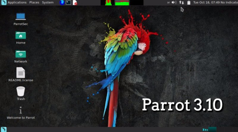 Ethical Hacking Linux Distro Parrot 3 10 Released With
