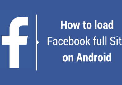 How to Access Facebook Full Site Desktop version on Android/iPhone Mobile browser