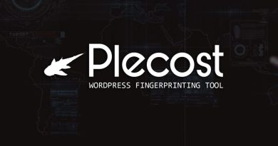 Plecost – WordPress Fingerprinting Tool