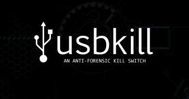 usbkill – An Anti-Forensic Kill Switch
