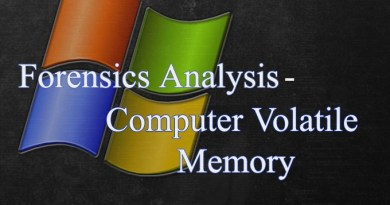 Live Forensics Analysis with Computer Volatile Memory
