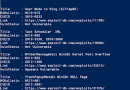 Sherlock – Tool to find missing Windows patches for Local Privilege Escalation Vulnerabilities