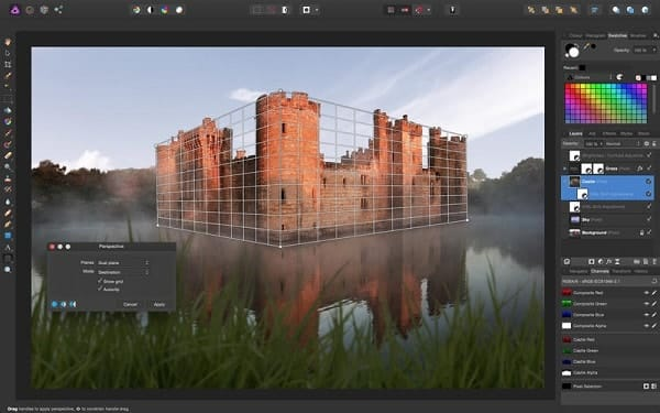 Affinity Photo 1.6.6 For MAC Cracked Full Version [Latest]