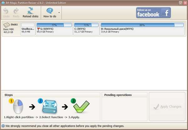 IM-Magic Partition Resizer 3.5.0 Serial Key Full Version [Unlimited Edition]