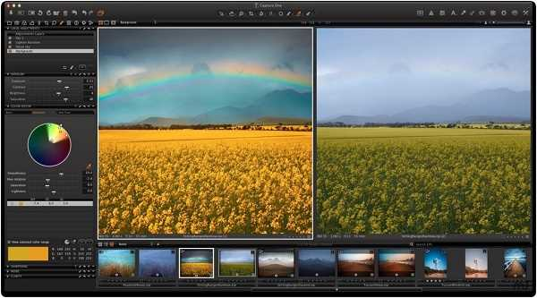 Capture One Pro 11.1.0.135 FOR MAC Cracked Full Version