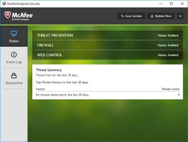 McAfee Endpoint Security 10.5.3.3178 Serial Key Full Version