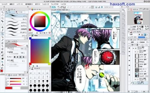 Clip Studio Paint Keygen Download