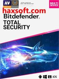 Bitdefender Total Security Crack plus Activation Code 2021