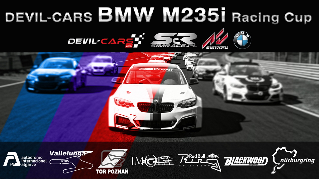 BMW-M235i-liga-plakat