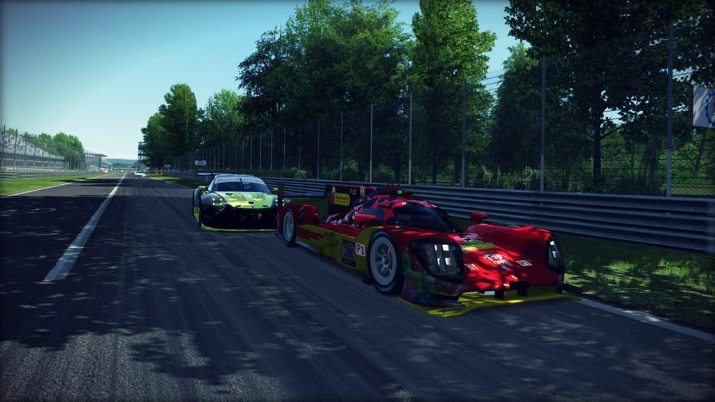 Porsche vs LMP