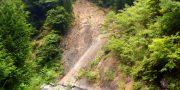 新倉断層 糸魚川-静岡構造線