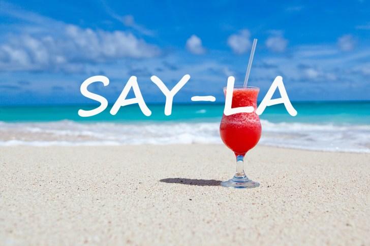 say-la