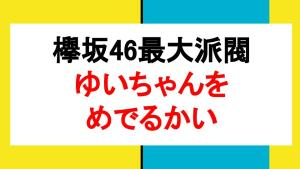 武元唯衣 欅坂46