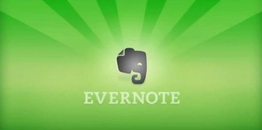 Evernote 20130228