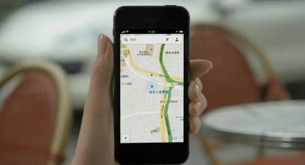 Googole map 20121213youtube