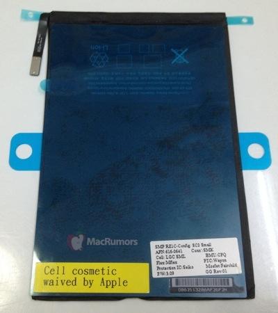 Ipad mini battery 20121015 7