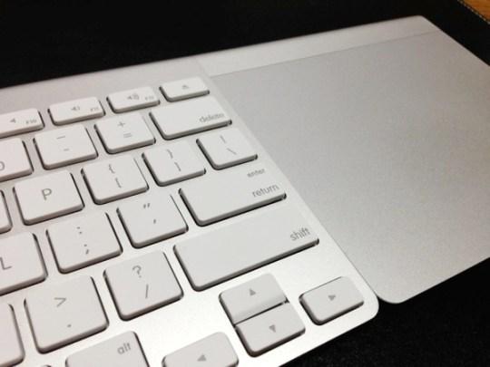 Keyboard trackpad 20131106 0