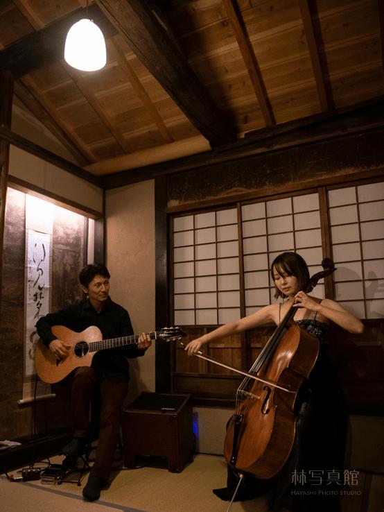 aotake | ライブ演奏