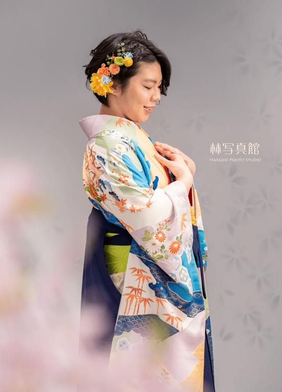 ご卒業記念写真 | 桜