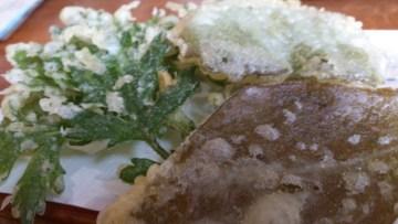 山菜の天ぷら2
