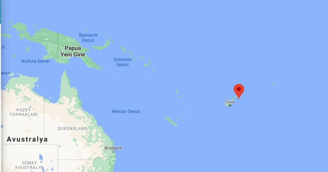 laucala adası