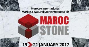 """2ème édition du salon international """"Maroc Stone"""""""
