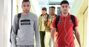 La sélection marocaine de retour du Gabon (Vidéo)