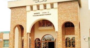 Université Hassan 1er Settat : 7ème journée de la Recherche Scientifique