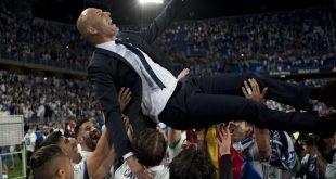 Le Real Madrid champion : Plus vite que tout le monde, Zidane continue d'écrire sa légende