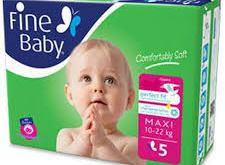 Fine Baby®, Première et Unique couche bébé à recevoir l'approbation de la «Medical Wellness Association»