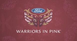 Ford offre l'aventure aux femmes victorieuses du cancer du sein