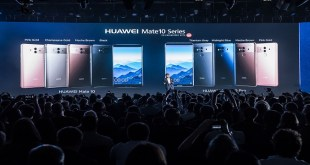 Huawei Officialise les  Mate 10 et Mate 10 Pro