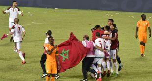 le Maroc se qualifie pour le Mondial 2018 (vidéo A voir !!)