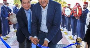 Samsung ouvre un quatrième brand shop à Casablanca