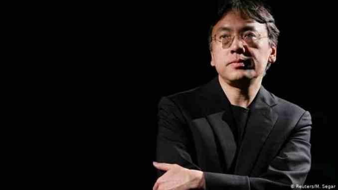Kazuo Ishiguro Alıntı