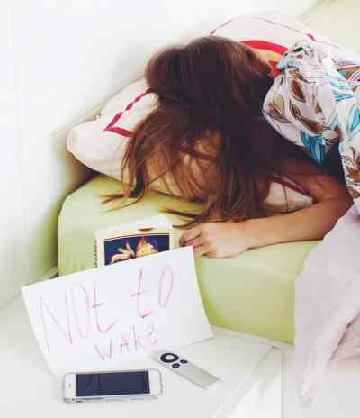 Gençlerde Uyku Problemi