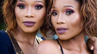Innocent and Millicent Sadiki - The 10 South African Celebrities with Twins
