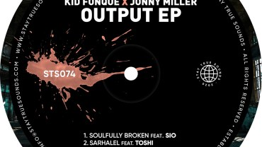 Kid Fonque and Jonny Miller Output EP