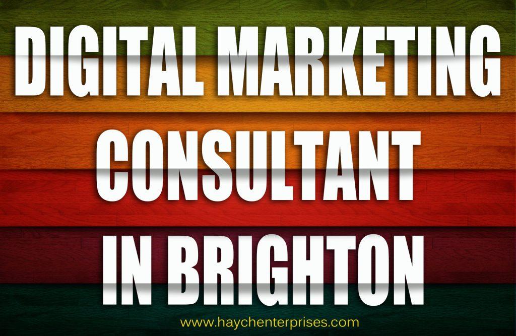 Digital Marketing Consultant in Brighton